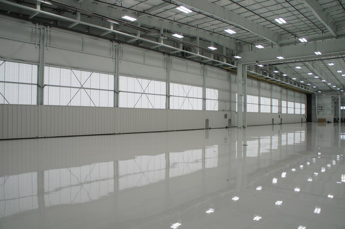 Aero Colorado Hangar Norco Manufacturing