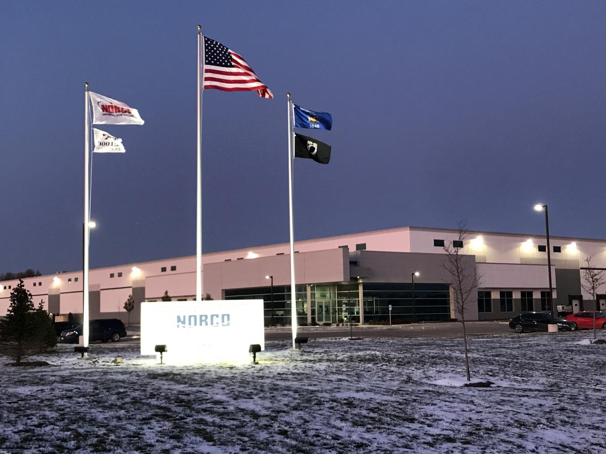 Norco Manufacturing Corp. - Wisconsin Headquarters