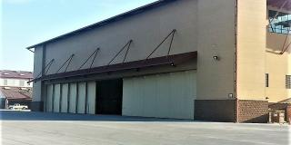Aircraft Maintenance Hangar Doors