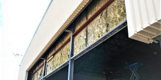 Cargo Hangar Door Retrofit