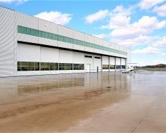 Michigan Insulated Hangar Doors