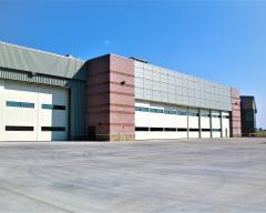 Army Aviation Support Hangar