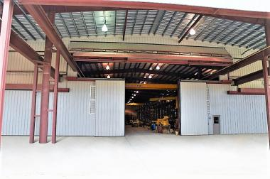 Large Electric Industrial Rolling Doors